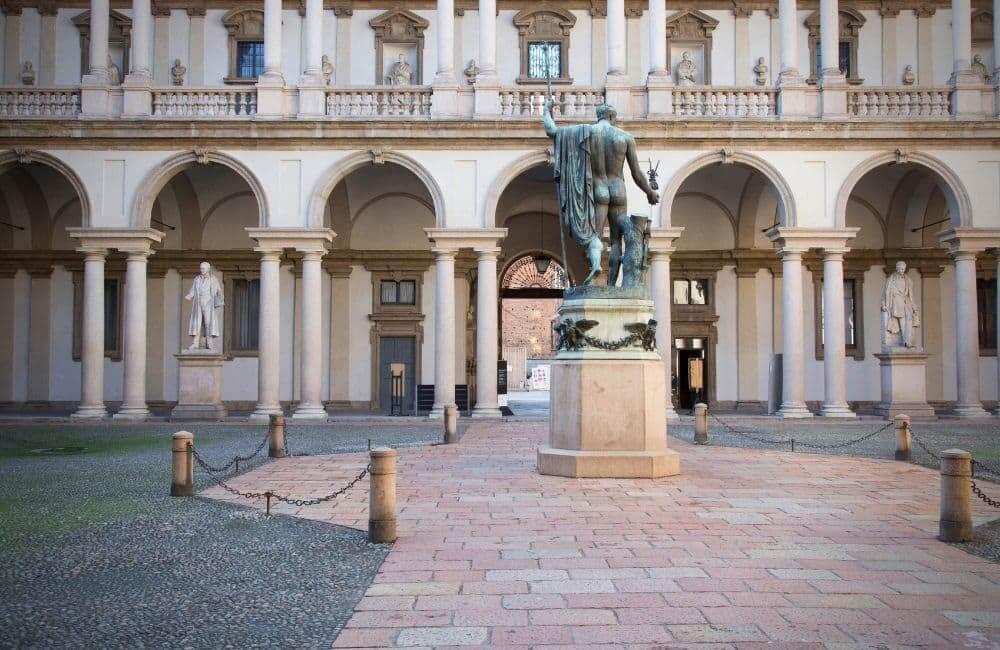 Brera Art Gallery, Milan