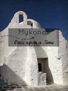 Church of Panagia Paraportiani. Visit Mykonos