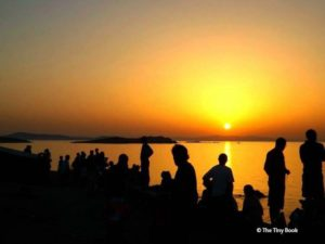 Sunset, Mykonos