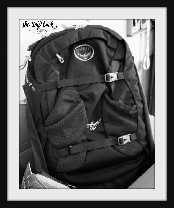 Osprey pack - Farpoint 40