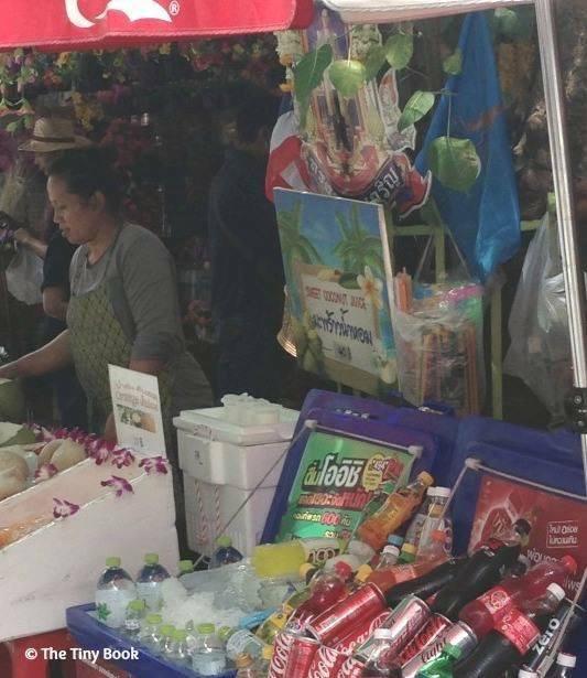 Inside / Outside Chatuchak Weekend Market.