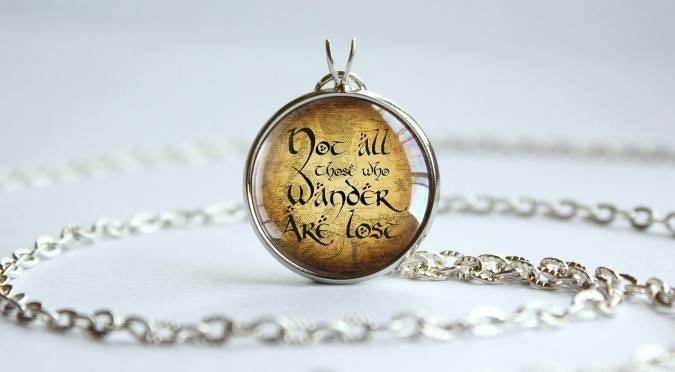 All those who wander we wonder