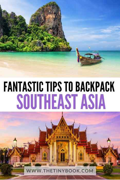 Backpacking in Southeast Asia