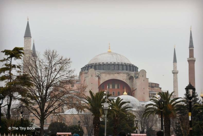 The Holy Soul of Istanbul, Hagia Sophia- THE HOLY SOUL OF ISTANBUL The Blue Mosque, Hagia Sophia and the Basilica Cistern: A Triangle of Peace