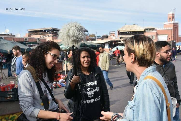 I had a few things to say... Avoid scams in Marrakech