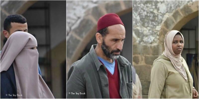 Faces of Essaouira.