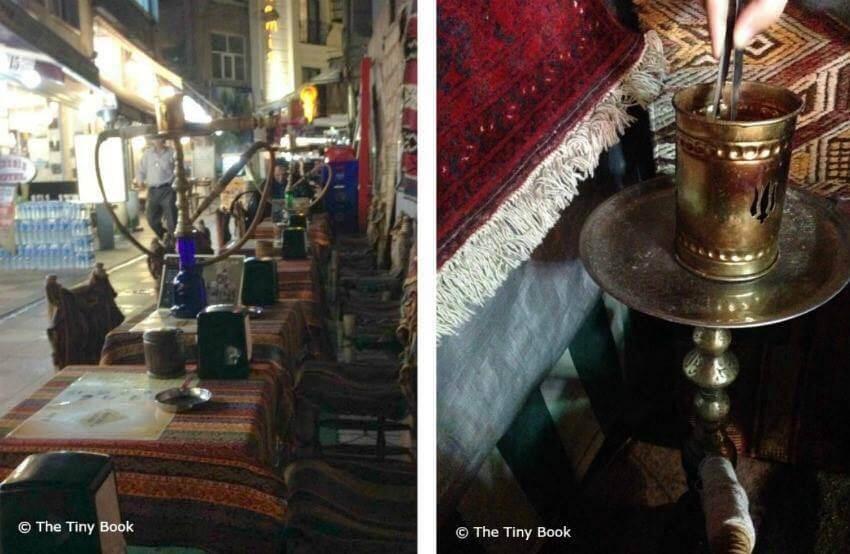 Hookah Bar, Istanbul.