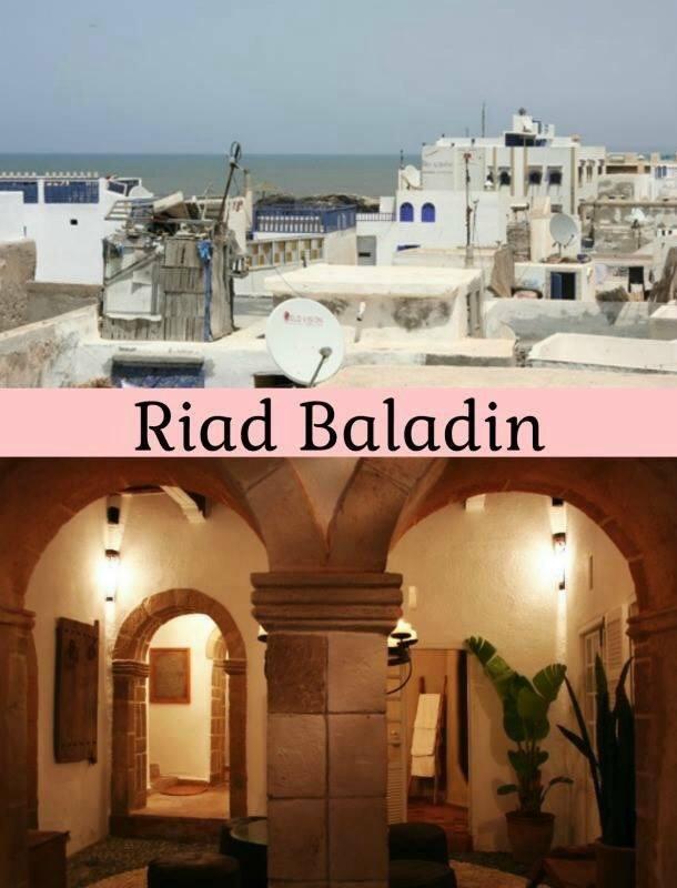 Riad Baladin