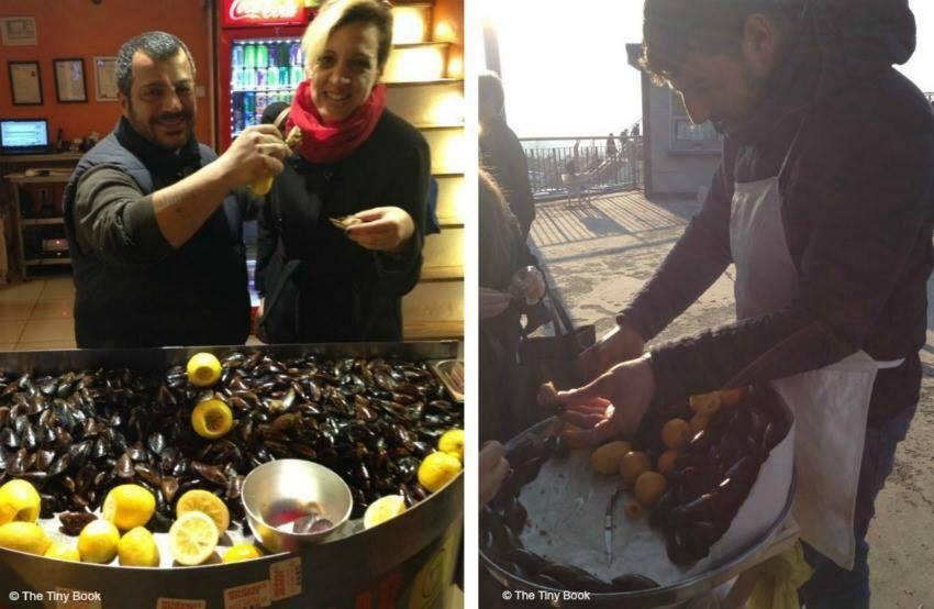 Street food. Istanbul.