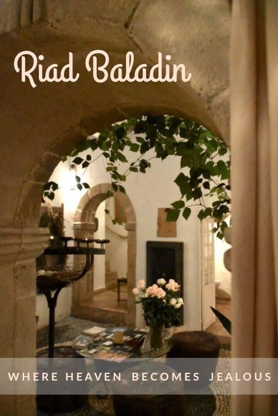 Riad Baladin: Where Heaven Becomes Jealous