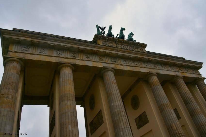 Berlin History. World War II streets of Berlin