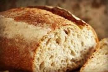 Horiatiko Psomi, Greek bread. Greek Tastes: Different types of bread from Greece.