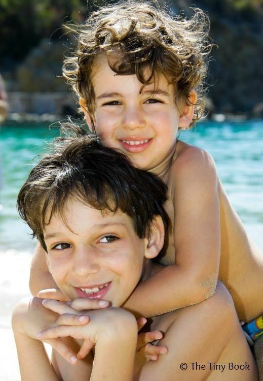 Being brothers.Why do I want my kids to travel. The importance of travel for children