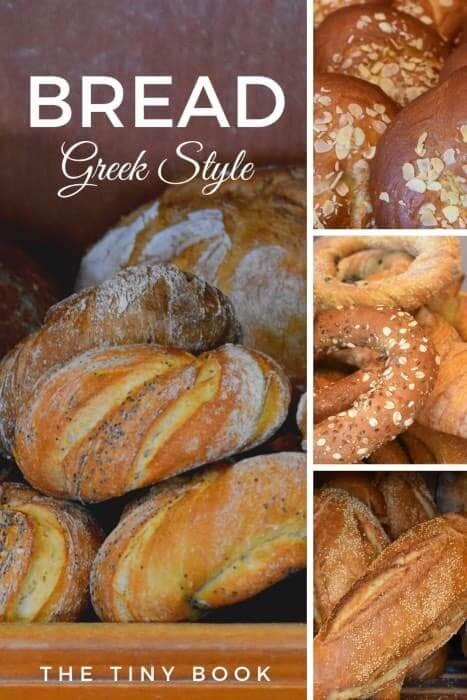 Bread from Greece