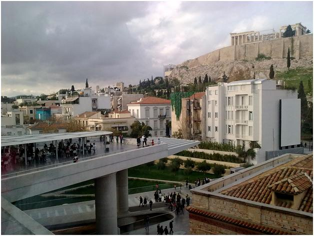 View of Acropolis, Athens. what to do in Greece during May