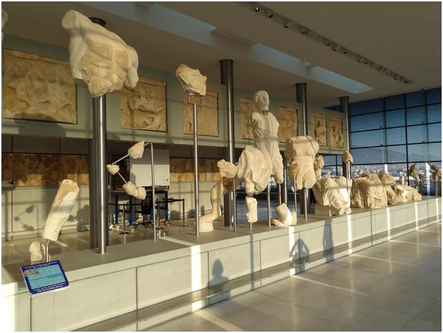 Acropolis Museum, Athens. what to do in Greece during May