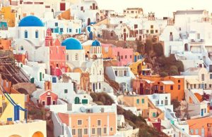 How to spend Easter in Santorini