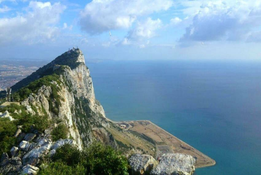 Cliffs of Bliss, Gibraltar