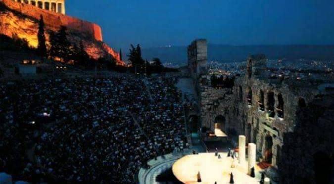 Summer Festivality Greece Athens Folegandros - Summer Festivals in Greece Athens Folegandros