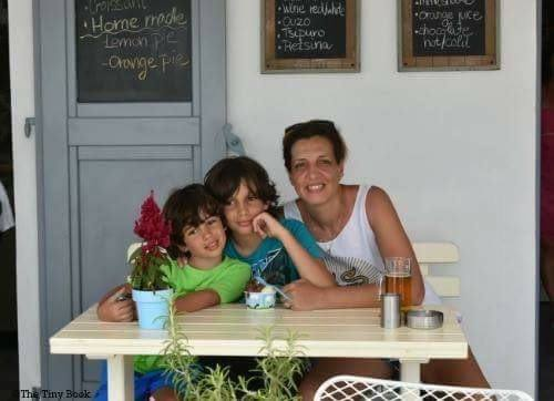 Ionian: a cruise with children around Paxos and Antipaxos