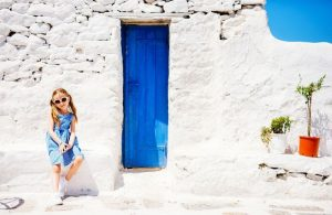 BEST PLACES IN GREECE FOR KIDS