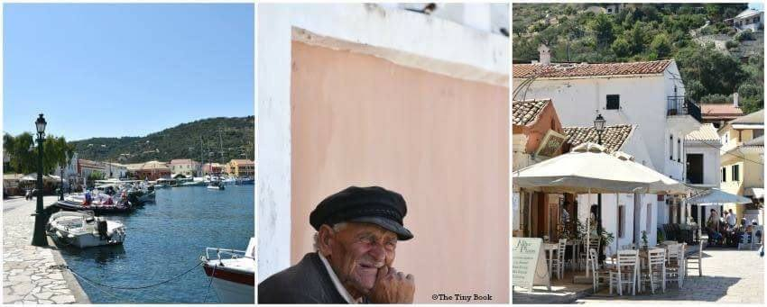 Paxos and Antipaxos Cruising the Ionian Sea with Children
