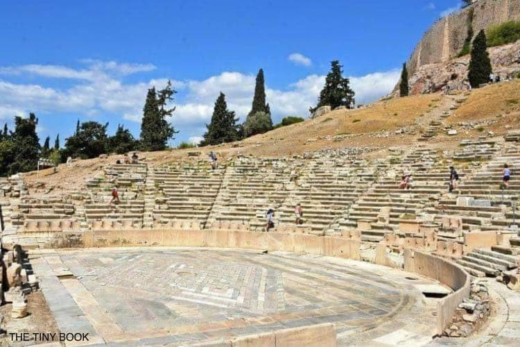 The Theatre of Dionysus Elefthereus