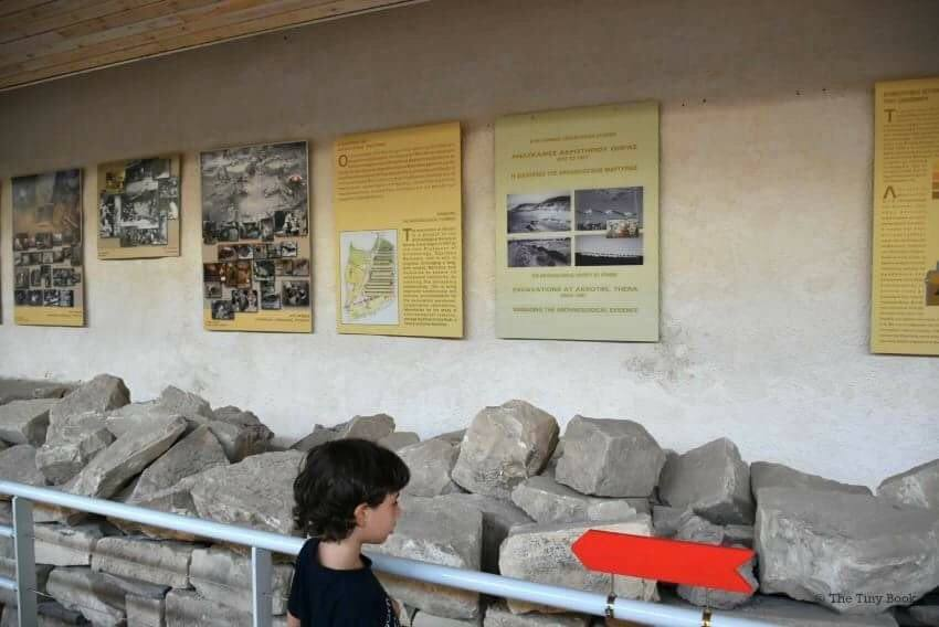 Alternative Santorini for Children: A Day with the Family Outside Fira