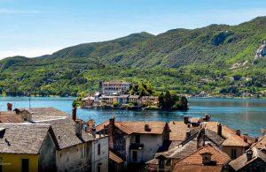 Italy, Lake Orta