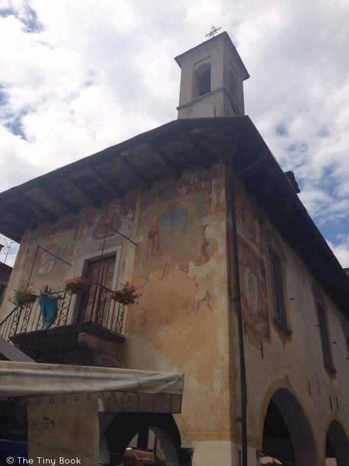 Italian Lakes with the Family: Orta San Giulio