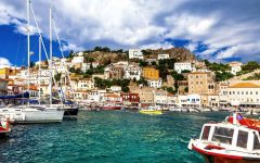 One Day in Hydra, Day trip from Athens