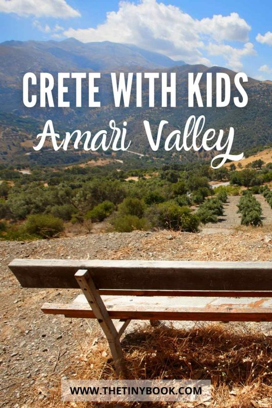 Crete with kids - Amari Valley - Rethymnon
