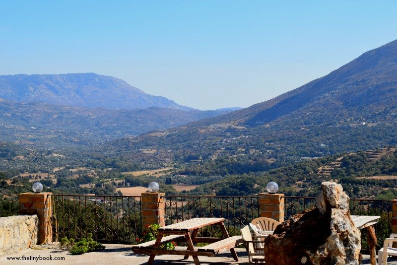 Crete: Amari Routes for Kids. A family journey through tradition in the mountain village of Thronos. Bake bread, feed goats and enjoy the Cretan lifestyle.