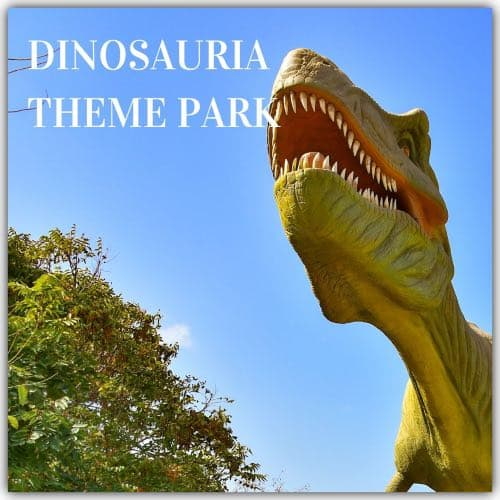DINOSAURIA THEME PARK IN HERAKLION, CRETE