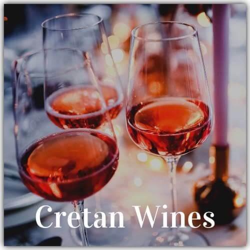 CRETAN WINES