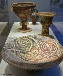Archaeological Museum of Heraklion - Kamares Vessels