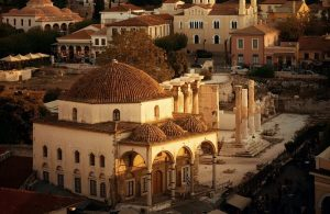GREECE - ATHENS MONASTIRAKI