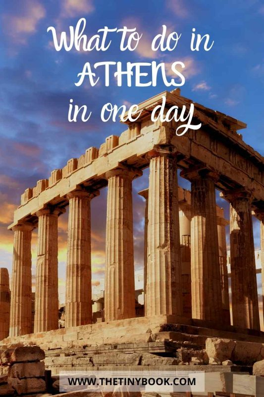What to do in Athens in one Day