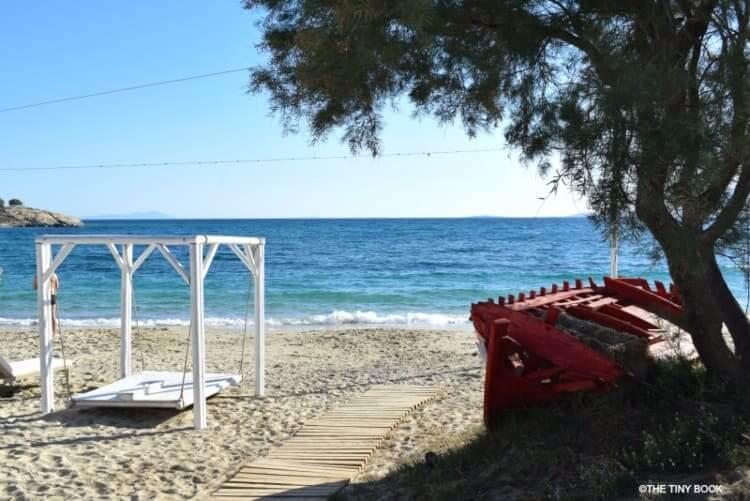 Agia Anna beach, Naxos.