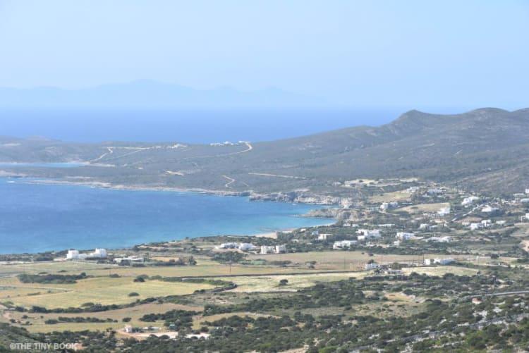 Island of Antiparos Greece