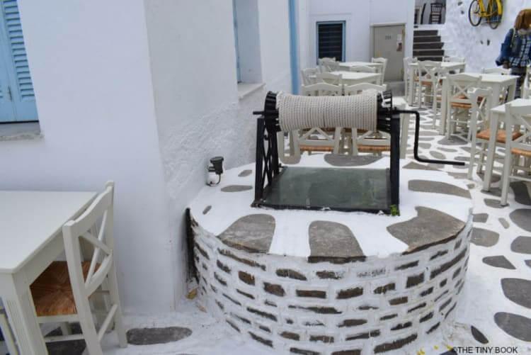 Chora of Naxos, Cyclades