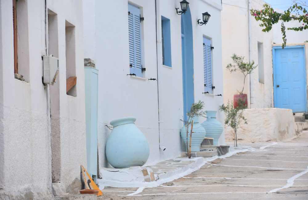 GREECE - ANTIPAROS ISLAND - ALLEY