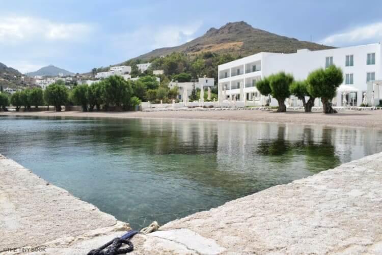 Grikos, Patmos island.