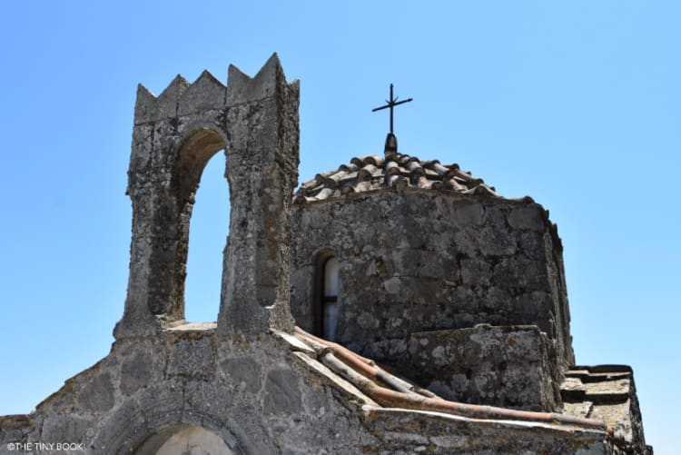 Church in the Monastery, Patmos.