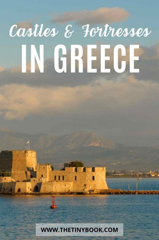 Medieval Greece: Fortresses and Castles