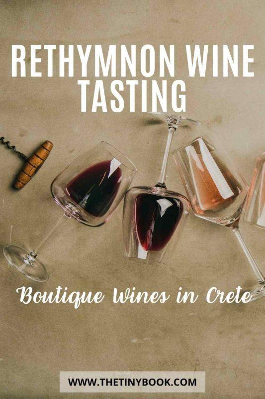 Rethymnon Wine Tasting