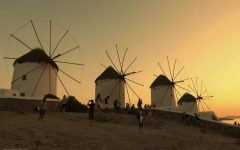 Things to Visit in Mykonos: The Windmills