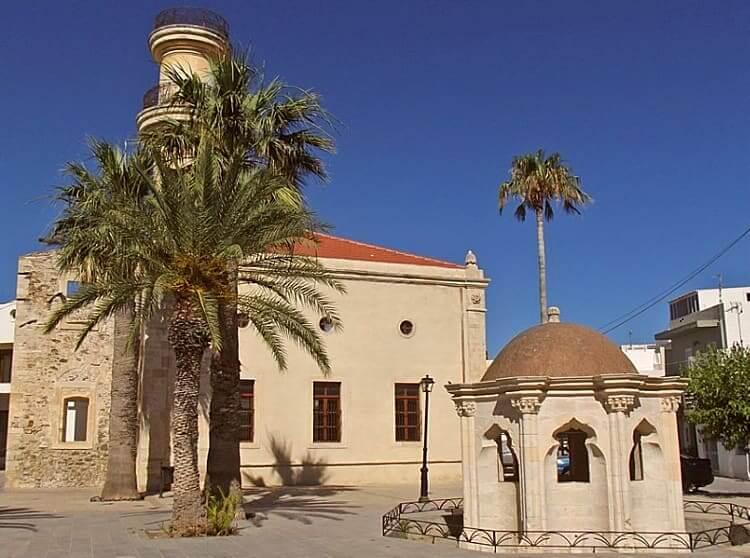 Mosque of Ierapetra - tzami