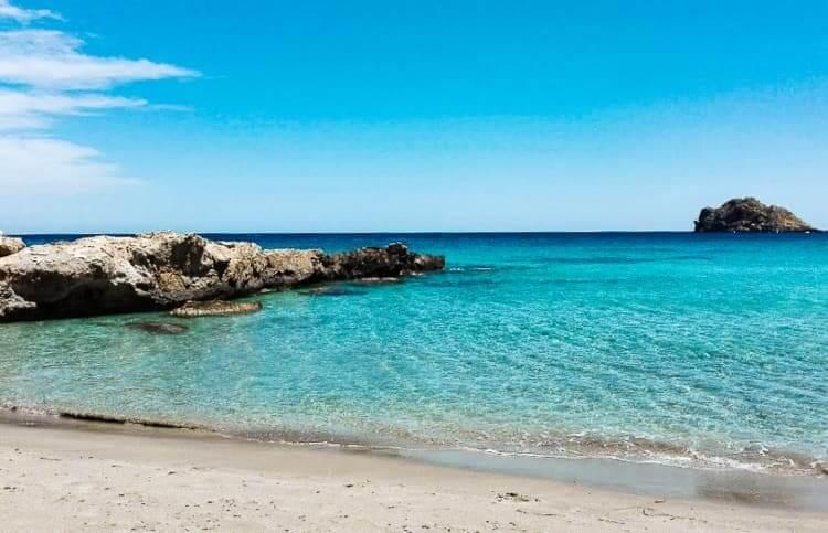 Xerocampos beach, southern Crete.