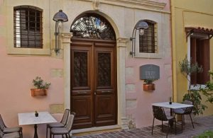 GREECE - CRETE - CHANIA - SERENISSIMA RESTAURANT